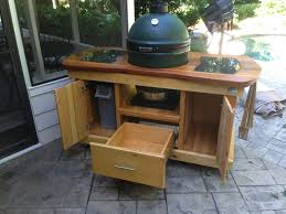big green egg table 3 zoom pictures image