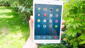 What is the resolution of the iPad, retina display?