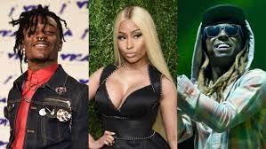 Nicki Minaj Loves That Lil Uzi Vert ...