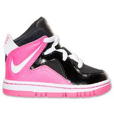 nike basketball shoes for girls black and white. girls\u0027 nike court invader basketball shoes black/white/hyper pink official website for girls black and white 1