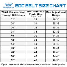 511 Tdu Pants Size Chart American Waist Size Chart 2019