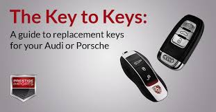 2018 audi key fob. Exellent 2018 Lost Your Key Buying Replacement Keys For Audi Or Porsche Can Be  Complicated But Prestige Imports Is Here To Help To 2018 Audi Key Fob Y