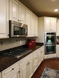 granite kitchen countertops with white cabinets. Dark Brown Countertops Granite Counters With White Cabinets  Kitchen Granite Kitchen Countertops With White Cabinets Y