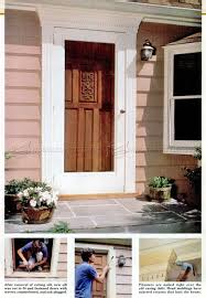 Front Door Trim • WoodArchivist