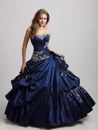 blue wedding dresses dressed up girl
