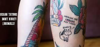 vegan tattoo inks include the following ings