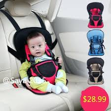 hot portable fold baby car seat cover 5 years infant belt covers protect also
