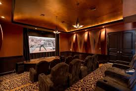 the in home theater at 9511 kings gate court in las vegas the 15 816