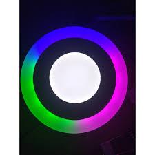 Combo 5 đèn led ốp trần panel 3 chế độ 3 màu GBP - Đèn trần Thương hiệu OEM