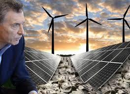 Resultado de imagen para empresas eolicas de macri