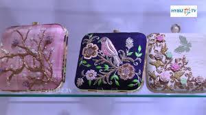 handmade clutch bags purse hand work embroidery designs hybiz you