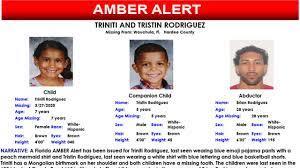 Florida AMBER Alert For Missing Boy ...