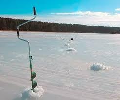 Инструменты в помощь зимней рыбалке