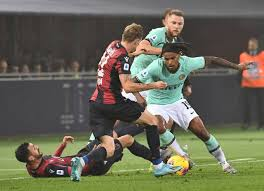 Bologna-Inter: risultato, sintesi, gol e highlights