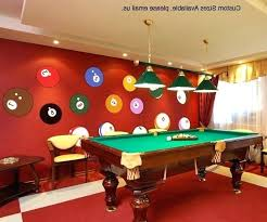 billiard room decor billiard room wall decor image gallery of billiard wall art view 4 of