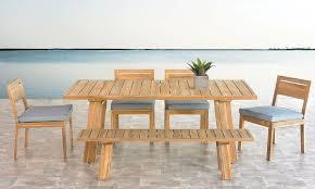 best teak outdoor dining table beautiful 22