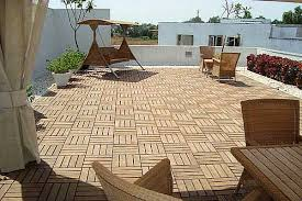 Photo of Outdoor Flooring Ideas Wood Patio Floor Ideas Modern Patio