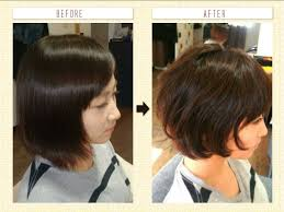 絶壁頭に似合う髪型女性のヘアスタイル編 In しゃくれ 髪型 ショート