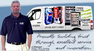 Vending Machine Repair Services Impressive RDU Vending Machine Repair Service Raleigh NC 48 484848