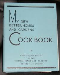 Better Homes And Gardens Test Kitchen My New Better Homes Gardens Cook Book 3 Ring Binder Better