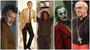 Oscar 2020: i candidati come miglior attore protagonista