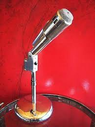 vintage electro voice microphone dynamic cardioid model 664 w vintage 1950 s electro voice 664 dynamic cardioid microphone old w atlas