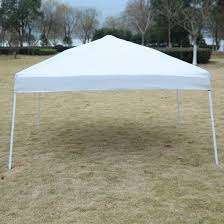 pop up wedding party canopy carry bag white