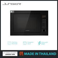 Lò vi sóng có nướng Junger TK-90 - 26 Lít - Công suất 900W | Bảo hành 1 năm  chính hãng | MADE IN THAILAND