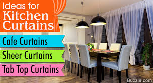 Kitchen Curtain Ideas That Are Affordable And Easy To Maintain Delectable Kitchen Curtain Ideas
