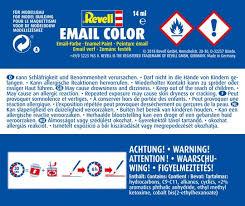 Revell Email Color Grey Matt 14ml Ral 7000