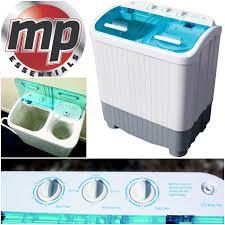 Travel Washing Machine Mp Essentials Portable Camping Caravan Travel Whirlpool 35kg