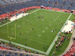 Empower Field At Mile High Stadium Section 519 Row 13 Seat 5