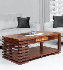 nord large coffee table in walnut