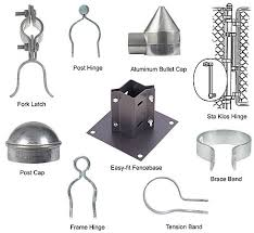 commercial chain link fence parts. Chain Link Fence Fitting Commercial Parts T