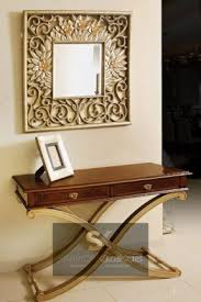 hallway table and mirror. Hall Table Mirror Hallway And A