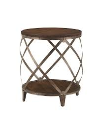 round end table with drawer 20 inch round particle board table round pedestal side table end tables target