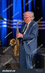 He is a german & american musician, c. Wiesbaden Germany April 5th 2019 Klaus Doldinger 1936 German Jazz Musician Composer Bandleader And Saxophon Photo Editing Stock Photos Jazz Musicians