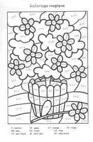 Coloriage Magique Multiplication Table De 9
