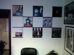 office wall frames. Wonderful Records On Walls At The Office Layout Wall Framed Art Frames E