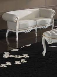 luxury italian white baroque sofa shown here as a 2 seater version cant get italian furniture9 furniture