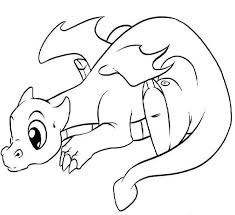 Small Picture Cool Baby Dragon Coloring Pages Best Coloring 6954 Unknown