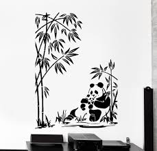 wall vinyl decal panda family baby bamboo jungle home interior House Plants For Sale our vinyl stickers are unique and one of a kind! every sticker we sell is house plants for sale online
