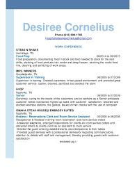 resume introduction converza co