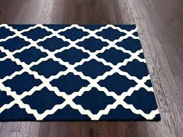 navy and white rug red white blue area rug stylish navy blue and white rugs within