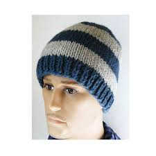 Mens Beanie Knitting Pattern Beauteous Knitting PATTERN Knit Beanie Pattern Mens Knit Hats Patterns Knit