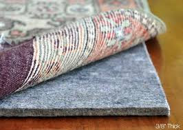 house decoration absorbing luxury felt rug pads for hardwood floors and rubber rugpadusa thick within