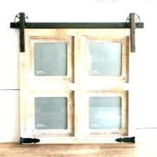 rustic collage frame window pane collage frame rustic better homes and gardens 4 opening windowpane multi
