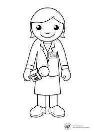best community helpers theme images on pinterest   school    community helpers coloring page