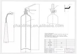 Solas Approved Hcfc 123 Fire Extinguisher View Hcfc 123 Fire Extinguisher Chaoli Product Details From Zhejiang Super Power Fire Fighting Equipment