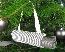 Yoga Weihnachtsbaum Ornament Yoga Studio Dekor Strumpf Stuffer Weihnachtsgeschenk Für Yogi Großhandel Yoga Ornament Yoga Instruktor Geschenke